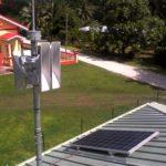 Установка системы оповещения о цунами компании «Telegrafia» на острове Маиао в Тихом Океане