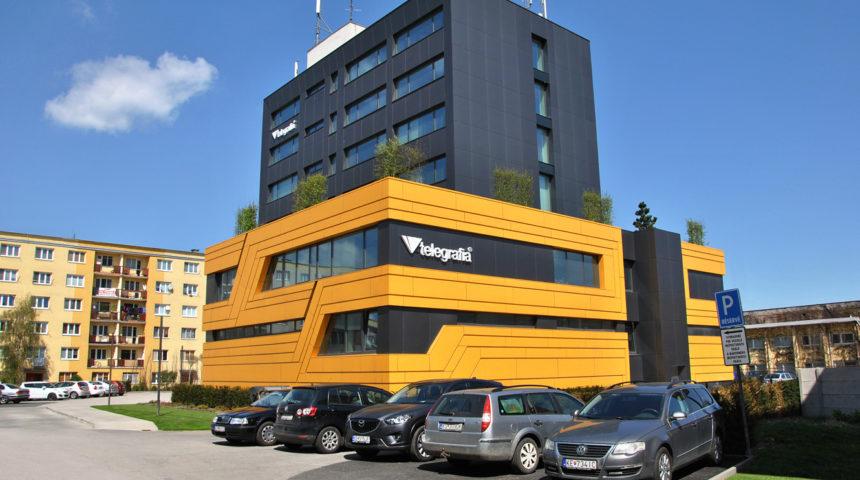 Головной офис компании «Телеграфия»