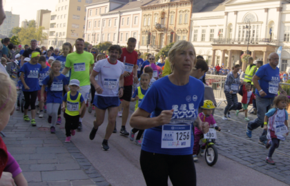 Беговая команда компании «Телеграфия» участвовала в 93-ем Кошицком международном марафоне мира