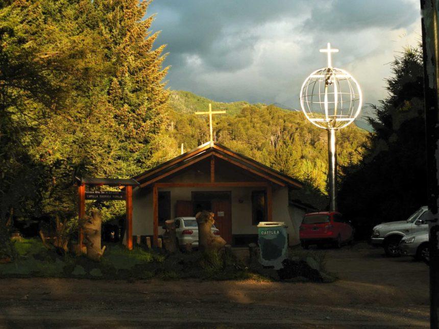 Часовня Лас Пиедритас в Аргентине освятила свой электронный колокол