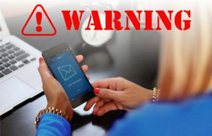 Рассылка массовых предупреждений через СМС – хорошая идея или не очень?