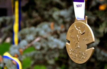 Telegrafiaвновь на старте кошицкого Международного марафона мира