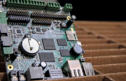 MAG15 – первоклассный модуль компании «Теlegrafia»