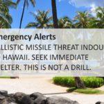 Паника захватила Гавайи. Может это случиться и здесь?