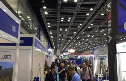 Электронная Сирена Gibon 600 Ватт на 10-м Мероприятии ASIAWATER в Куала-Лумпур