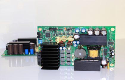 Усилители Класса D как устройство для Современной Электронной Сирены
