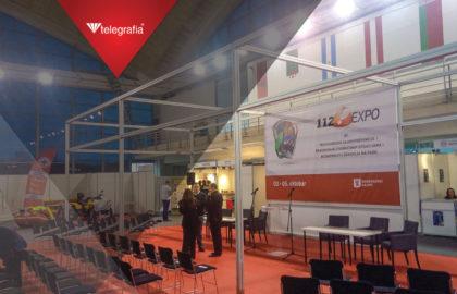 "Наш Партнер Open It Презентовал Сирену Bono на ""112 Expo"" в Сербии"