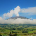 Сообщества Флориды в Колумбии установили систему предупреждения о возможном извержении вулкана Галерас