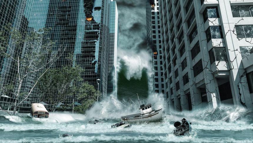 10 самых разрушительных цунами в истории