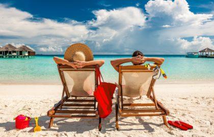 Чувствовать себя в безопасности в туристических областях с высоким риском возникновения цунами