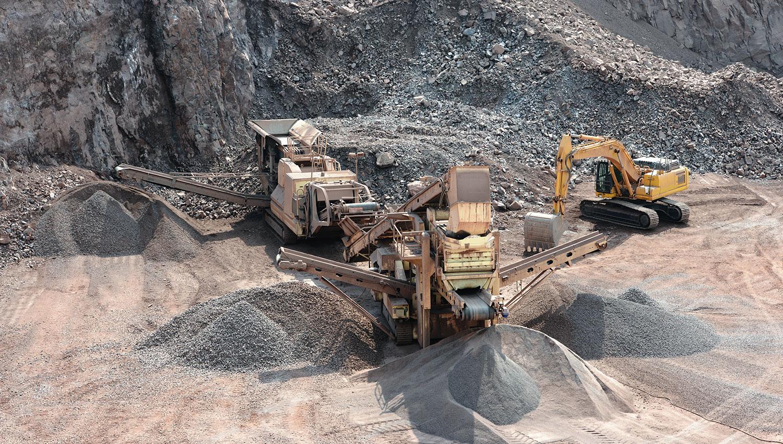 Основная роль систем охраны и безопасности в горнодобывающей промышленности
