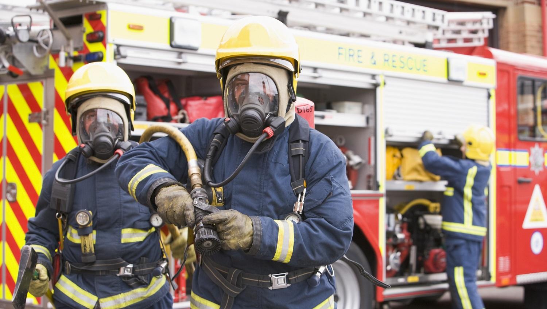 Пожарные расчеты могут работать более эффективно благодаря автоматизации