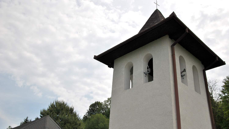 Электронные колокола все чаще созывают людей в церковь