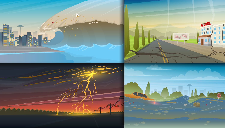 Как мир защищается от стихийных бедствий