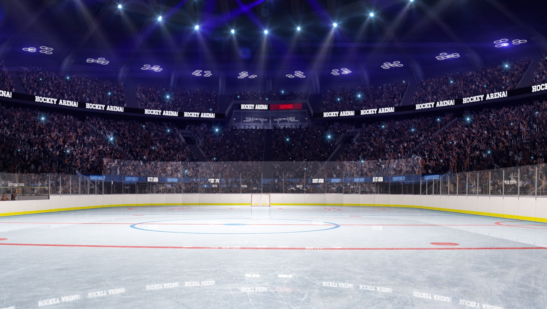 Комплексные системы оповещения для зимних стадионов