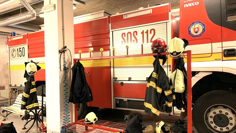 Автоматизация современных пожарных депо