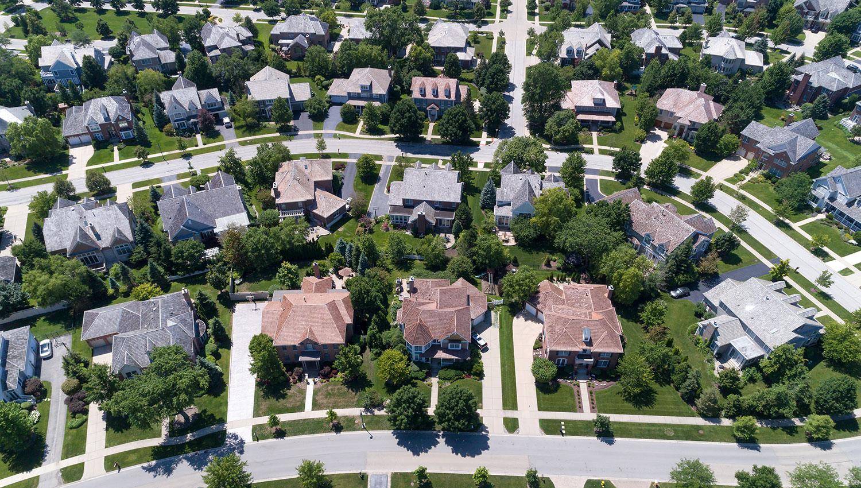 Системы оповещения в жилых зонах