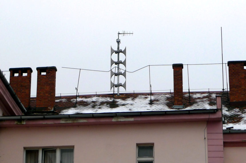 Early Warning and Notification System on the Border between Ukraine and Slovakia
