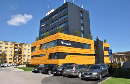 Telegrafia Headquarters