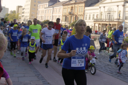 Telegrafia´s running team attended the 93rd Košice Peace Marathon