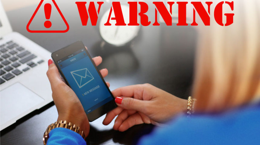 Mass Warning via SMS – Is It a Good Idea or Not?
