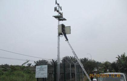 Success story – 14 Telegrafia´s Sirens in 6 Malaysian Dam Warning Systems