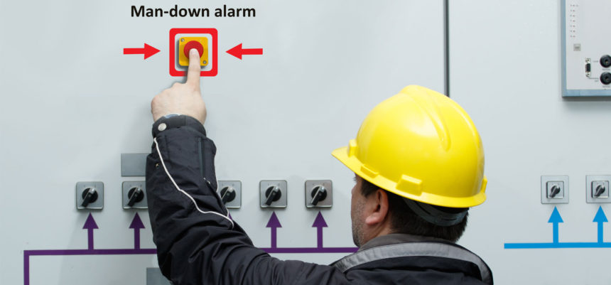 Success Story: Man-Down Alarm System