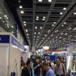 Electronic Siren Gibon 600W at the 10th Edition of ASIAWATER in Kuala Lumpur, Malaysia
