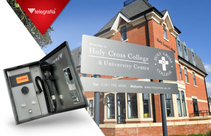 Bono Siren for the Holy Cross College and University Centre