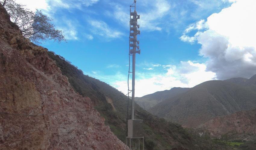 landslides warning system