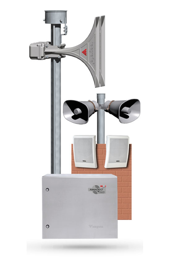 amadeo PA system