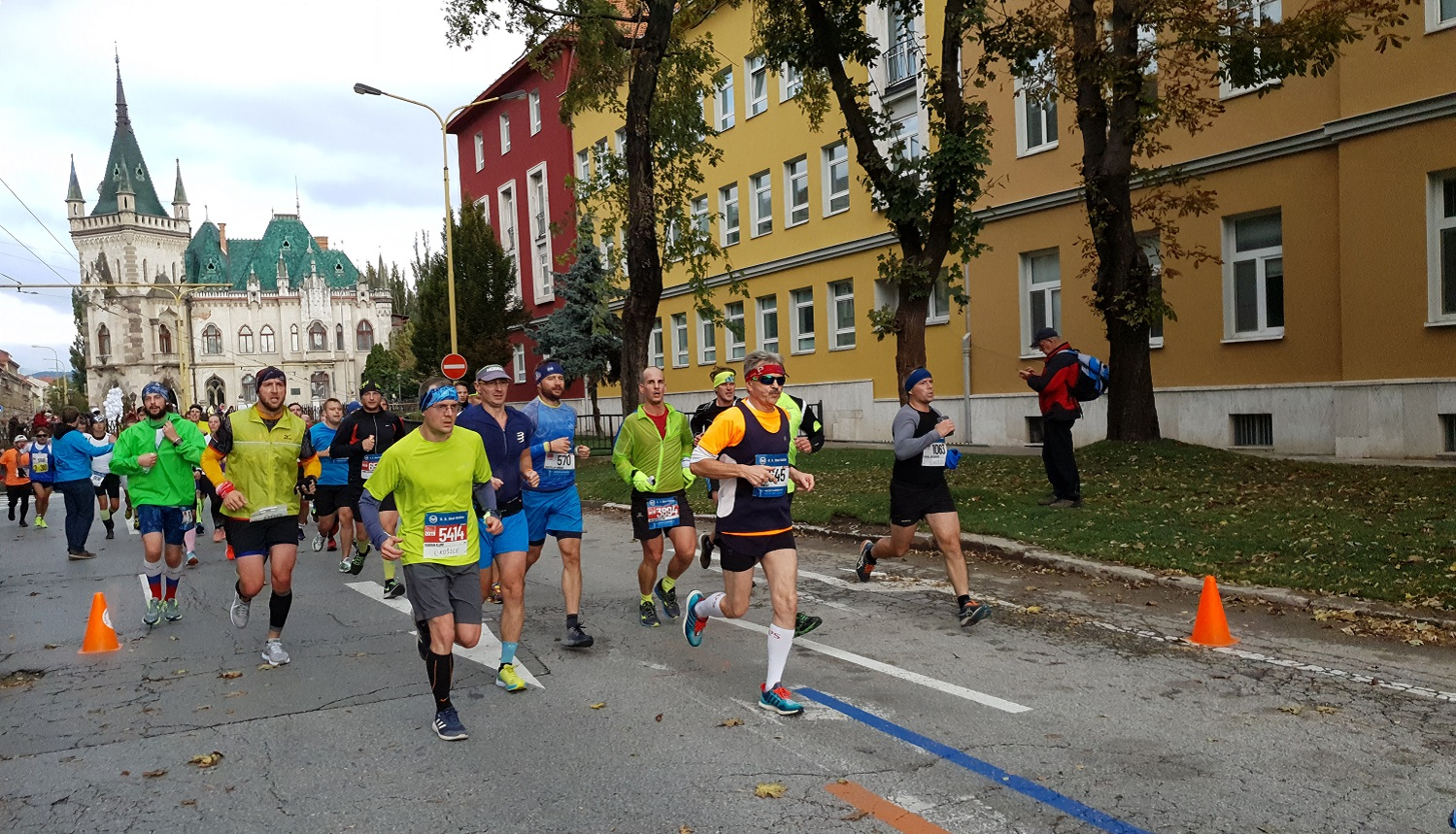 A Unique Atmosphere Pervaded the 2019 International Peace Marathon in Kosice Again