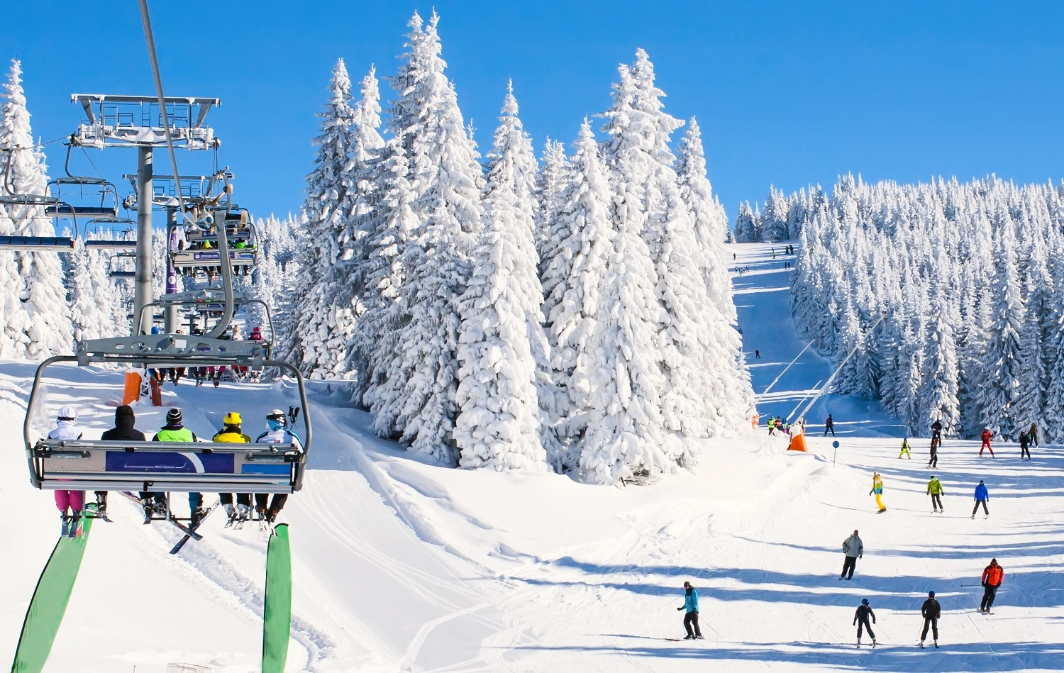 Early Warning and Public Address Systems for Ski Resorts