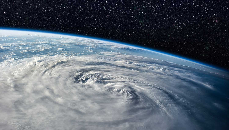 Typhoon warning system