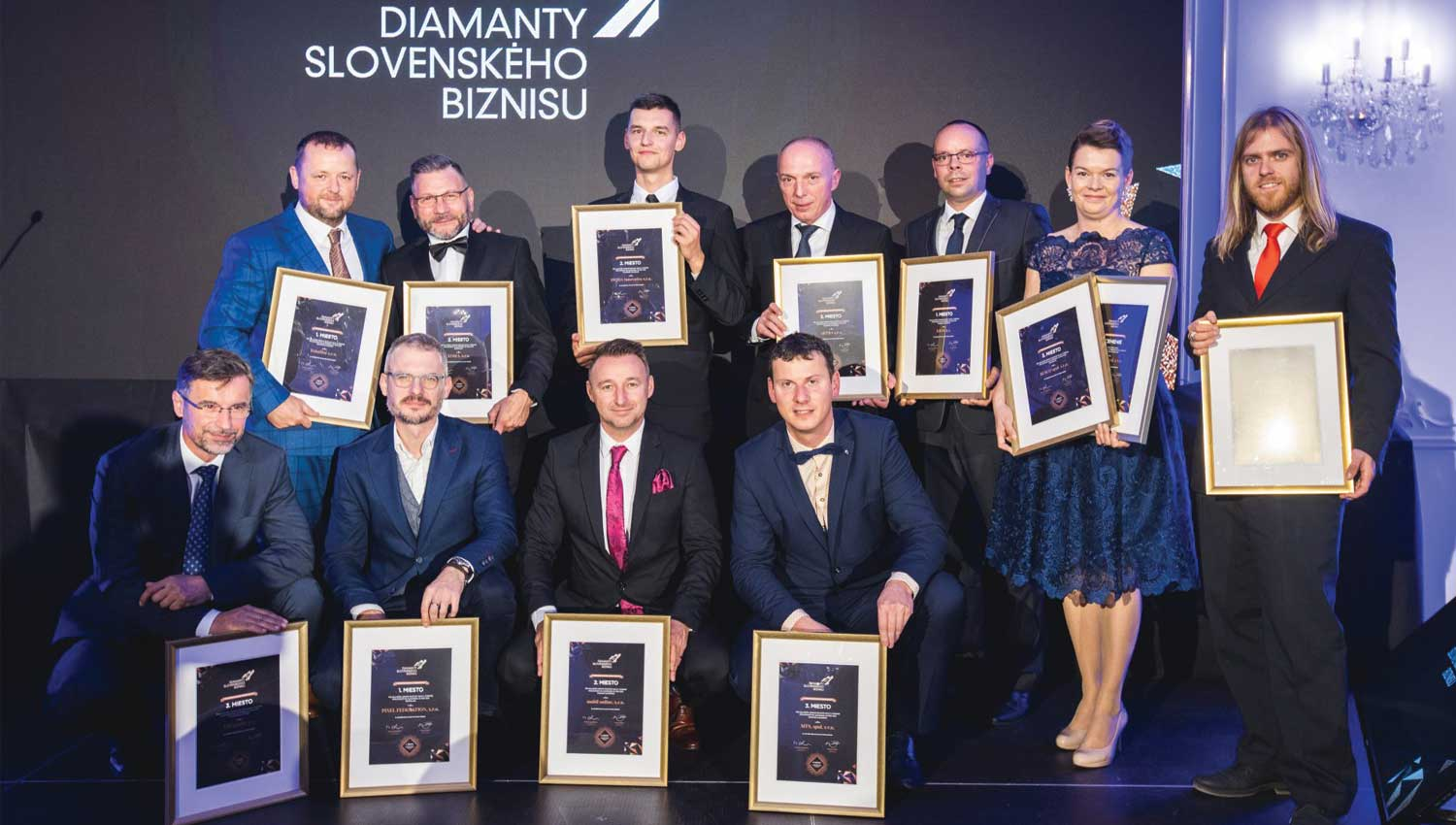 Telegrafia: Diamond of the Slovak Business 2019