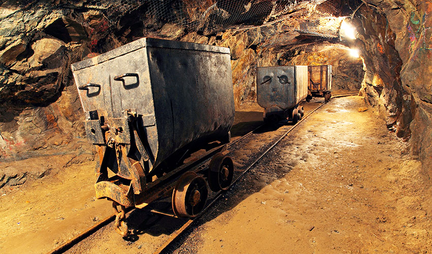Mining Industry safety system