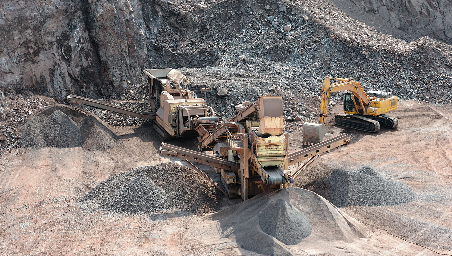 The Main Role of Safety and Security Systems in the Mining Industry