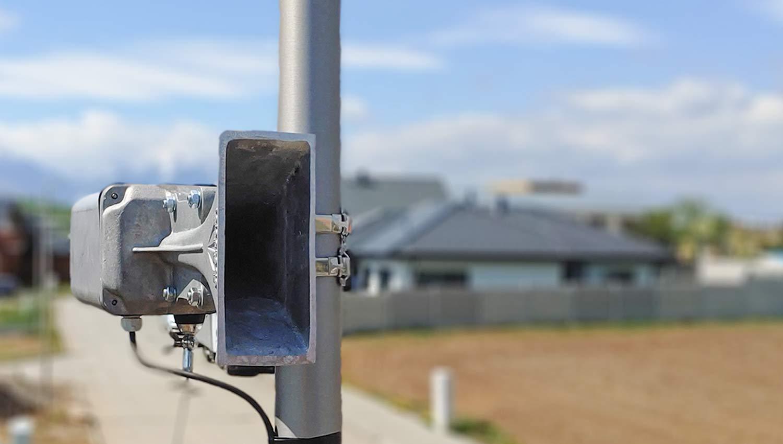 Small Municipal Warning Systems
