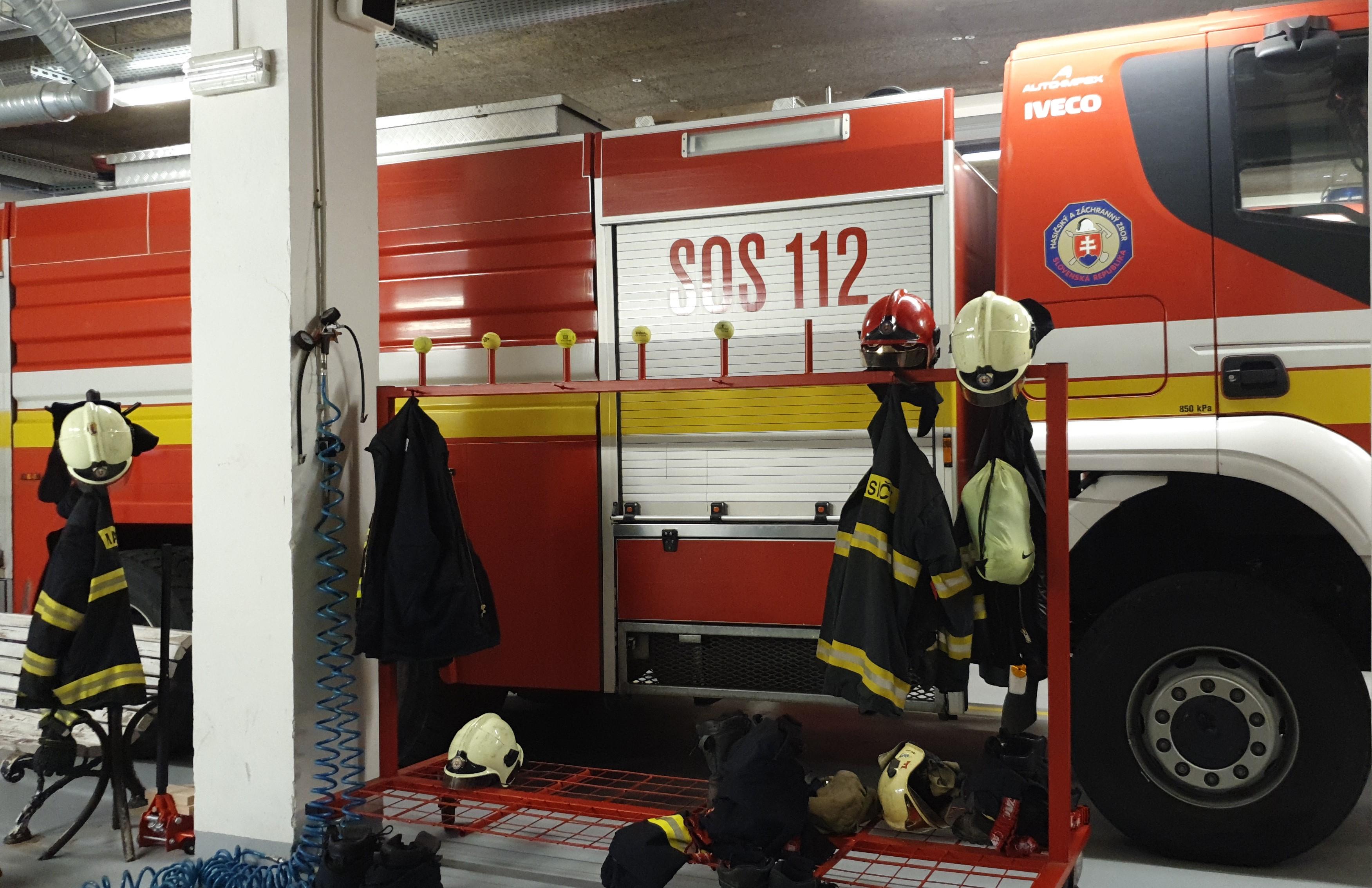 automation fire station