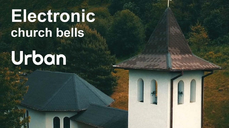 Electronic church bell URBAN