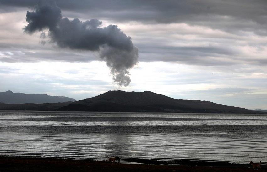 volcano taal
