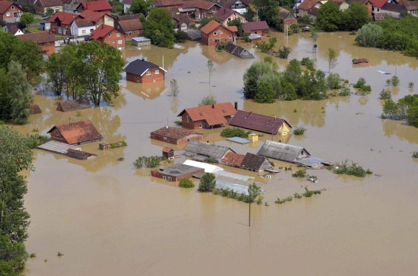 2014 Southeast Europe floods, Photo The Associated Press