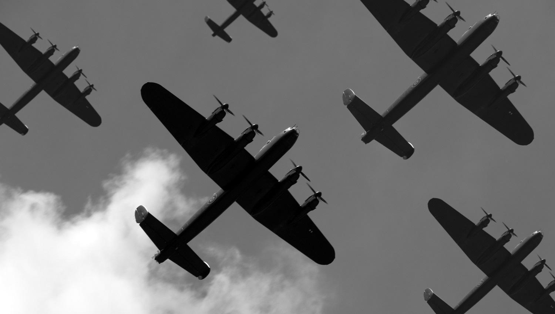 A Brief History of Military Air Raids and Warning Sirens